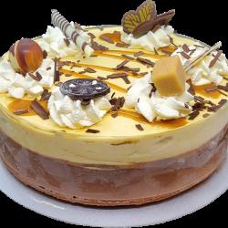 Billy's - IJstaart Chocolade Karamel Zeezout