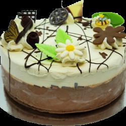 Billy's - IJstaart Chocolade Banaan